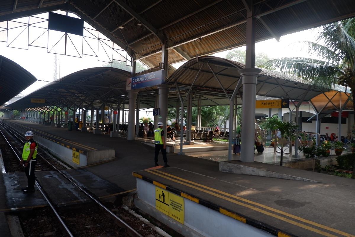 Touchdown, Surabaya (English)