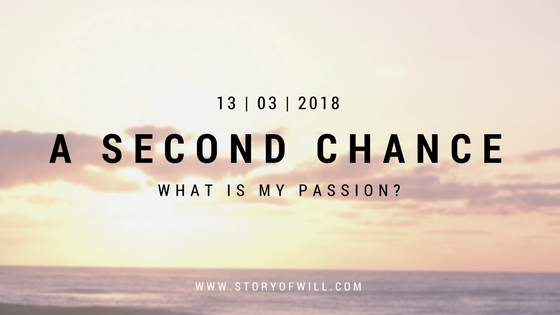 A Second Chance! (Bahasa Indonesia)