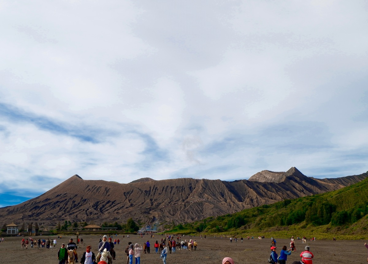 Mount Bromo and The Essentials (English)