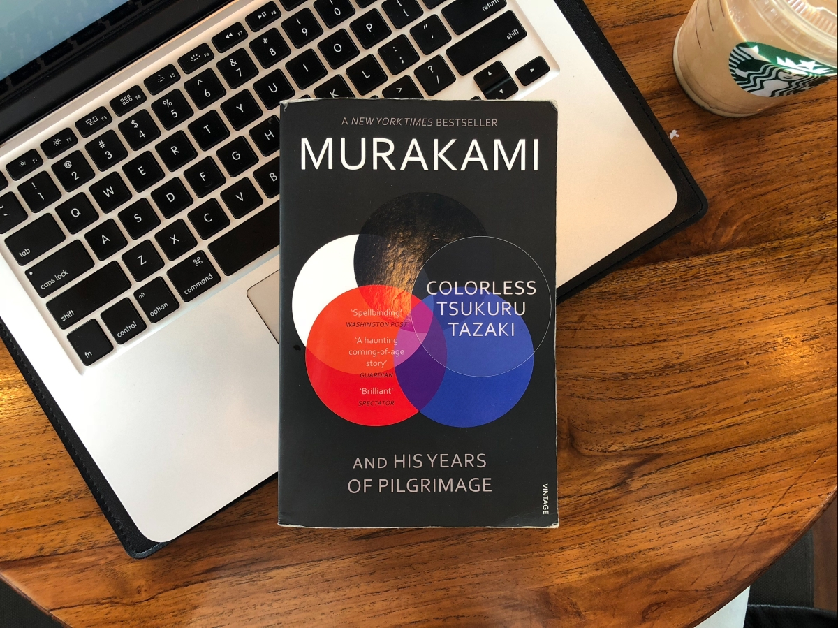Rekomendasi Buku: Colourless Tsukuru Tazaki and His Years of Pilgrimage