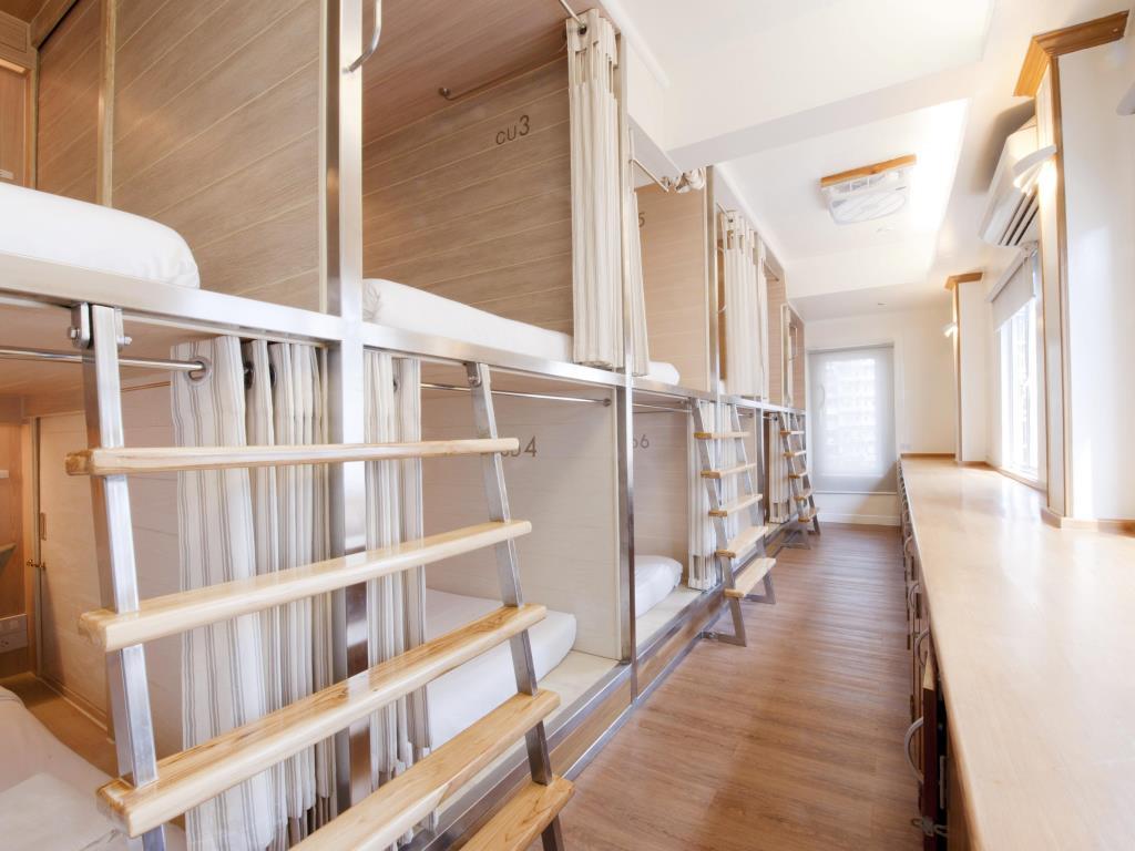 6 Tips Memilih Hostel untukPemula